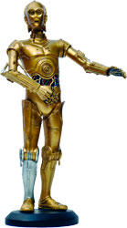 Star Wars - C-3PO 1:10 Scale (Statue)