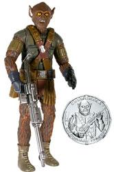 Фигурка Star Wars - Chewbacca Concept with Coin