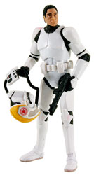 Фигурка Star Wars - Clone Pilot (Black Series)