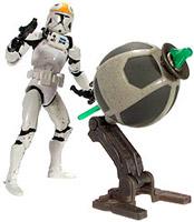 Фигурка Star Wars - Clone Trooper Gunship Pilot Ep2