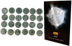 Фигурка Star Wars - Coins with Album (Set of 24)