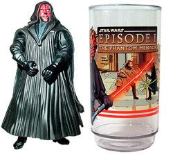 Фигурка Star Wars - Darth Maul with Cup Ep1