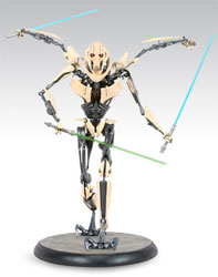 Фигурка Star Wars - General Grievous (Premium Format)