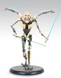Фигурка Star Wars - General Grievous (Premium Format)