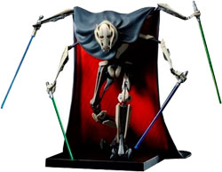 Star Wars - General Grievous Statue 1/10