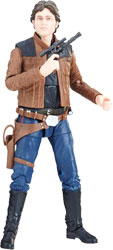 Фигурка Star Wars - Han Solo (Black Series 6)