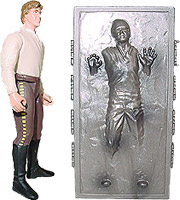 Star Wars - Han Solo in Carbonite Ep6