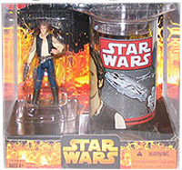 Star Wars - Han Solo with Cup Ep4