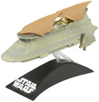 Фигурка Star Wars - Jabba's Sail Barge Die Cast Metal