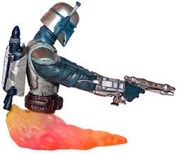 Фигурка Star Wars - Jango Fett (Bust-Ups)
