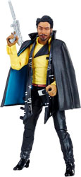 Фигурка Star Wars - Lando Calrissian (Black Series 6)