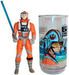 Star Wars - Luke Skywalker with Cup Ep5