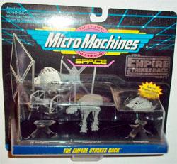Фигурка Star Wars - MicroMachines Ep5