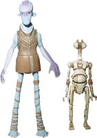 Фигурка Star Wars - Ody Mandrell with Otoga 222 Pit Droid Episode 1