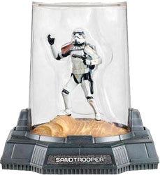 Фигурка Star Wars - Sandtrooper (Titanium Die Cast Metal)