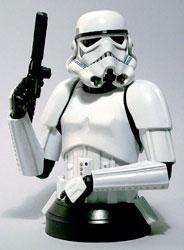 Star Wars - Stormtrooper Deluxe Bust