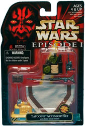 Star Wars - Tatooine Accessory Set Ep1