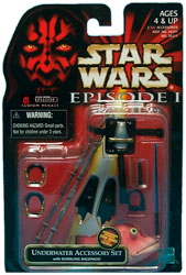 Star Wars - Underwater Accessory Set Ep1