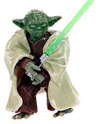 Фигурка Star Wars - Yoda (Battle of Geonosis) Ep2