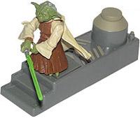 Фигурка Star Wars - Yoda Ep-3