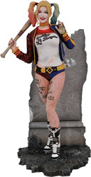 Suicide Squad - Harley Quinn (Diorama)