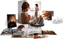 Фигурка Syberia 3 - Kate Walker (Statue Collector Edition)