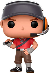 Фигурка Team Fortress 2 - Scout (Pop Games)