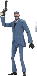 Team Fortress 2 - Spy Blue