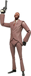 Team Fortress 2 - Spy (Red)