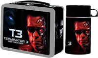 Terminator 3 - Lunchbox With Drink Container