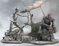 Terminator 3 - The End Battle (Diorama)