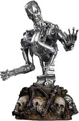 Фигурка Terminator Salvation - T-Rip Bust