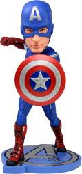 Фигурка The Avengers - Captain America Headknocker