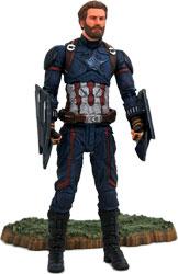Фигурка The Avengers Infinity War - Captain America