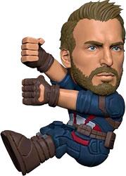 Фигурка The Avengers Infinity War - Captain America (Scalers Mini Figure)