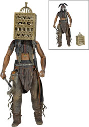 Фигурка The Lone Ranger - Tonto with Bird Cage