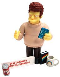 Фигурка The Simpsons - Brad Goodman