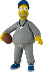 Фигурка The Simpsons - Coach Homer