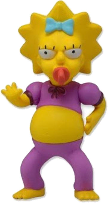 The Simpsons - Maggie Pink Jumpsuit