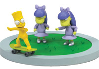 Фигурка The Simpsons Movie - Doodle Double Dare (Boxed Set)