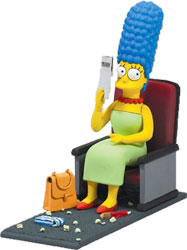 Фигурка The Simpsons Movie - Marge