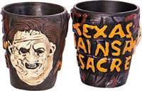Фигурка The Texas Chainsaw Massacre - Leatherface Shot Glasses. (Set of 2)
