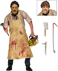 Фигурка The Texas Chainsaw Massacre - Leatherface (Ultimate Figure)