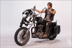 Фигурка The Walking Dead - Daryl Dixon with Chopper