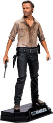 Фигурка The Walking Dead - Rick Grimes (Color Tops Red Wave)