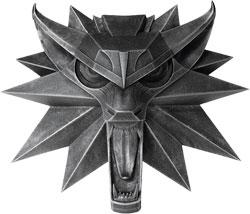 Фигурка The Witcher 3 - Wolf Wall Sculpture