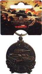 "World of Tanks - Брелок ""Оськин"""