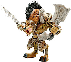 Фигурка World of Warcraft Premium Series 1 - Gnoll Warlord: Gangris Rive