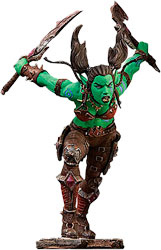 Фигурка World of Warcraft Series 7 - Orc Rogue: Garona