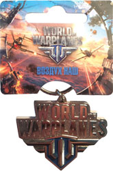 Фигурка World Of Warplanes - Logo